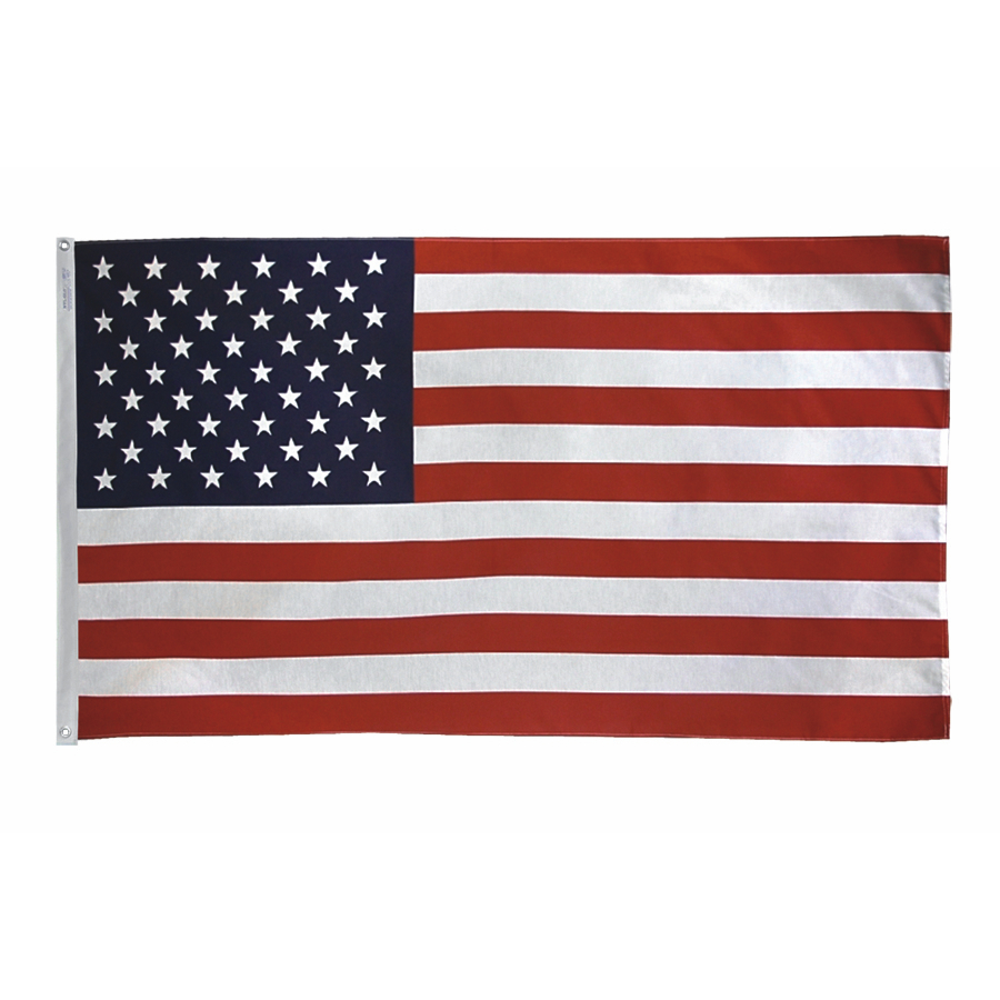 United States or America Nyl-Glo Flag