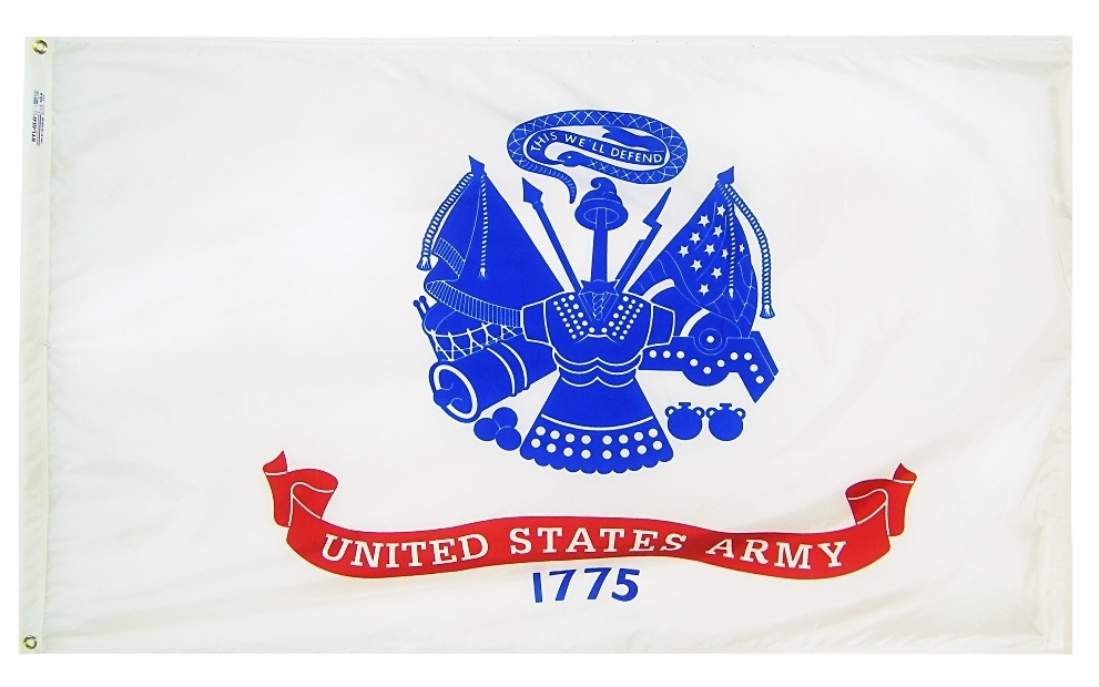 US Army 3×5 Nylon Flag