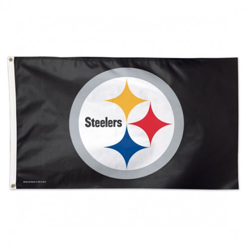 Pittsburgh Steelers Nylon Flag