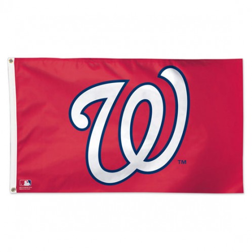 Washington Nationals Nylon Flag