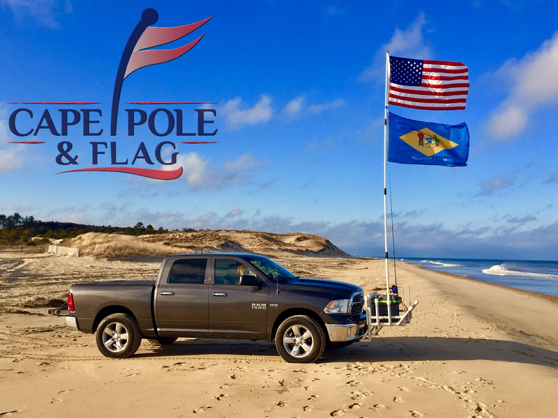 The Cape Flagpole