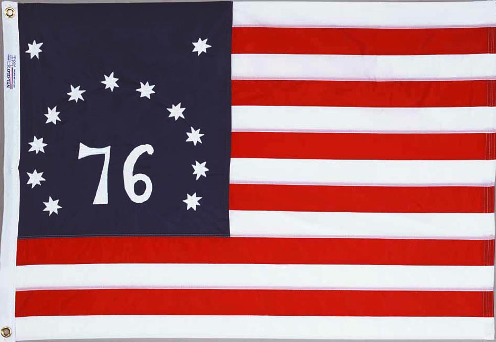 Nyl-Glo Bennington Flag
