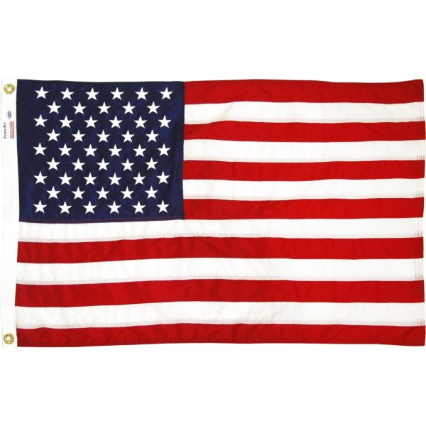 Valley Forge Perma-Nyl US Flag