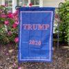 TRUMP 2020 Made in USA garden flag