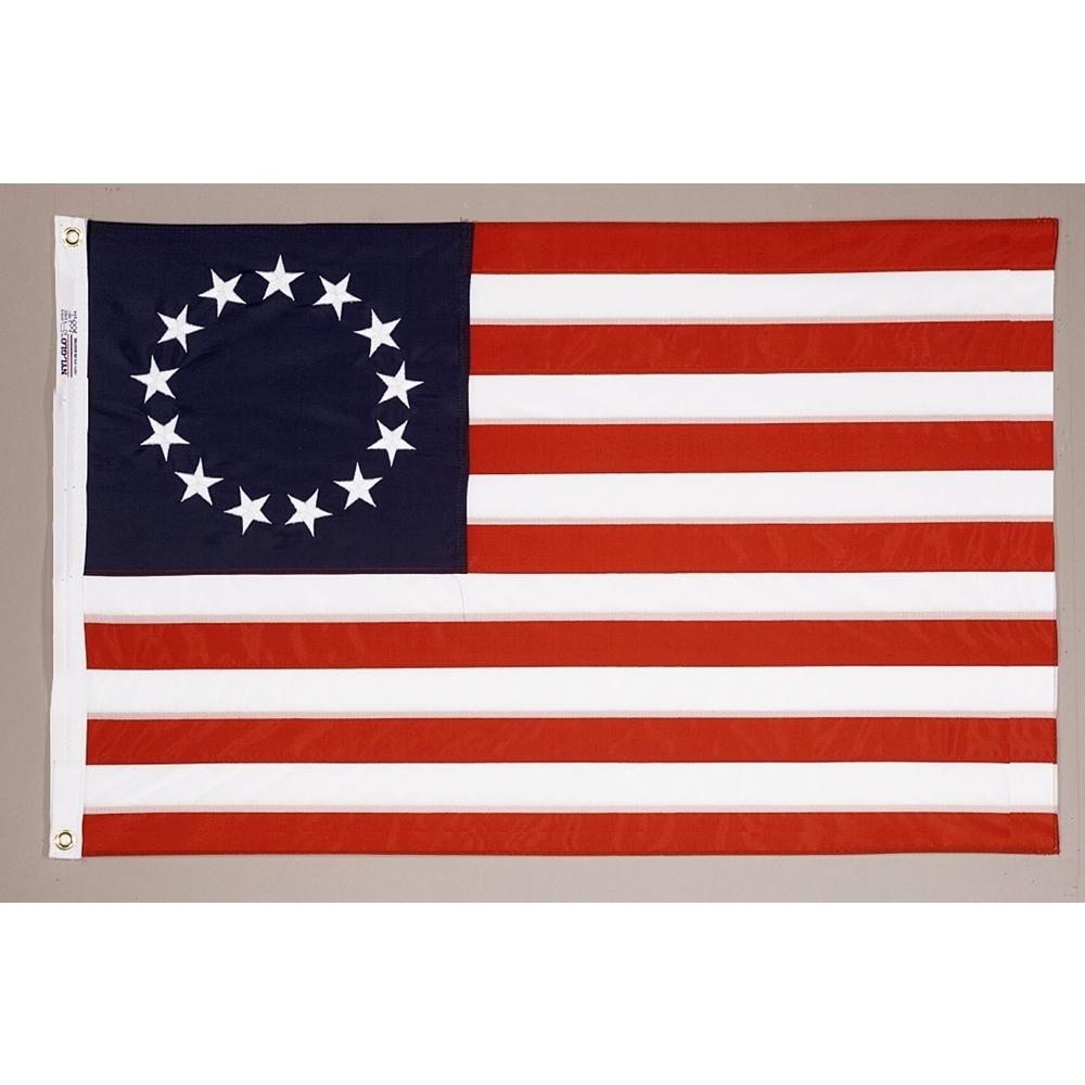 Betsy Ross 3×5 Flag