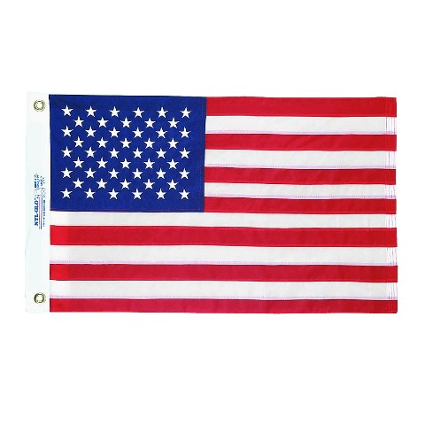 Boaters 12×18 Nyl-Glo US Flag